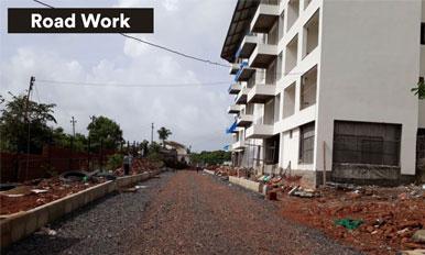 ZRF,Goa - Road Work
