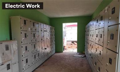 ZRF,Goa - Electric Work