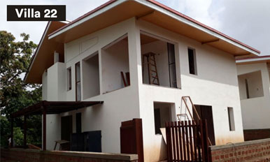 ZRF,Goa - Villa No. 22