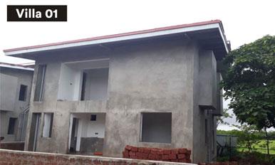 ZRF,Goa - Villa No. 01