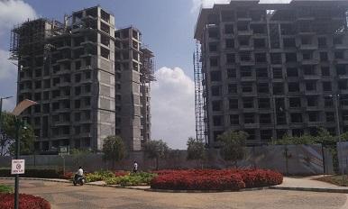 Zuari Garden City - Apartments