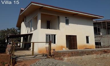 ZRF,Goa - Villa No. 15