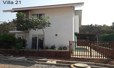 ZRF,Goa - Villa No. 21