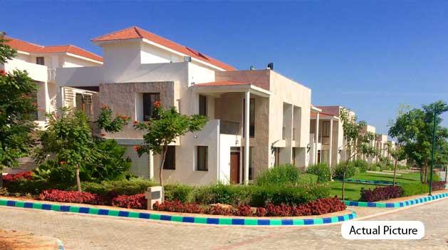 Zuari Garden City (Villa)