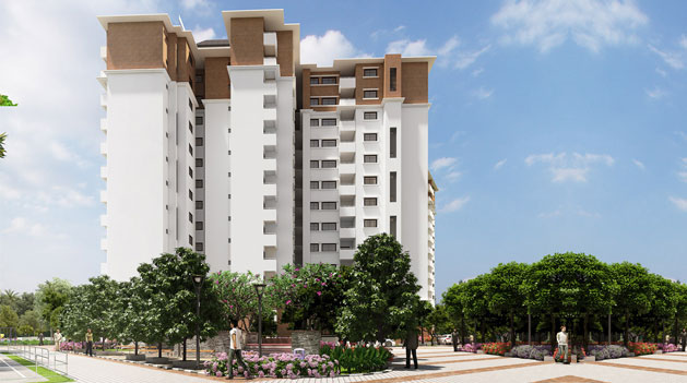 Zuari Garden City (Apartments)
