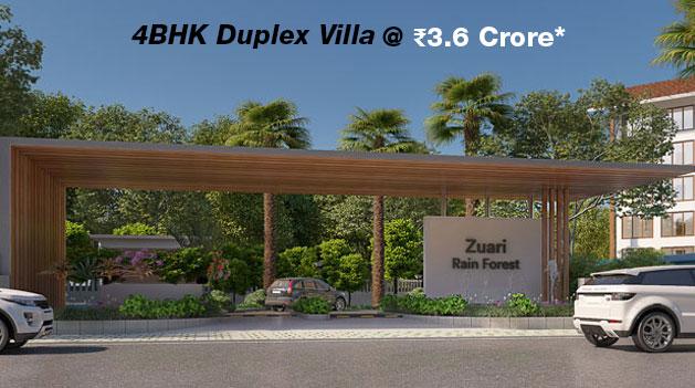 Zuari Rain Forest (Luxury Villas)